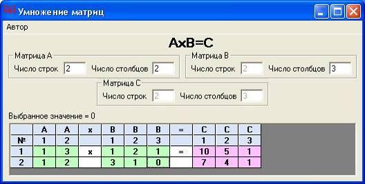 Даны матрицы a b c найти матрицу x удовлетворяющую уравнению